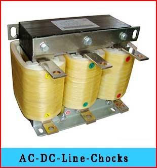 Line Reactor, AC DC Line Chocks   Supplier - India