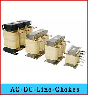 AC DC Line Chokes Manufacturer, Exporter, India